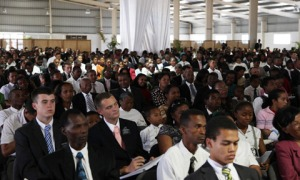 Stake Conference