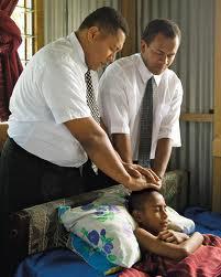 Mormon Healing