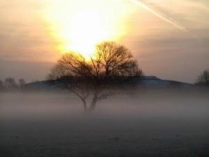 Foggy in Nidderau