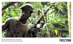 Freetown gun
